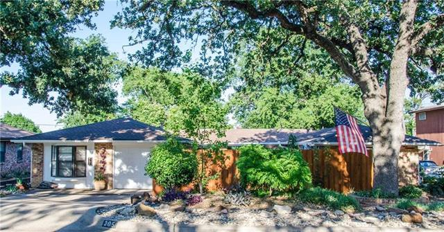 Photo of 305 Dickey Drive  Euless  TX