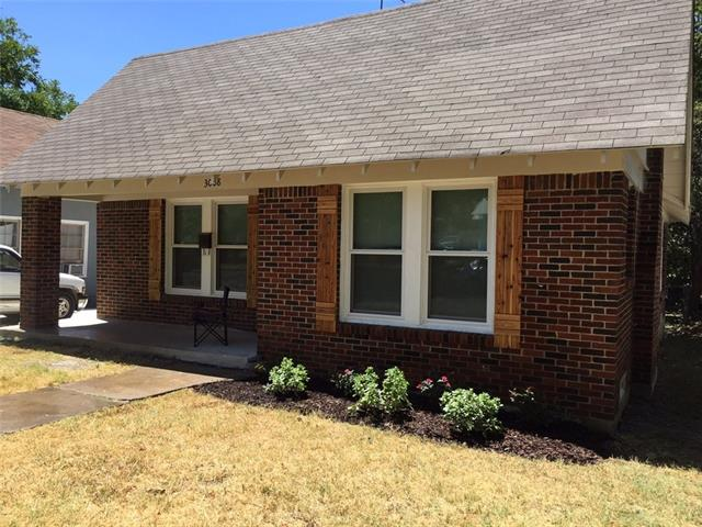 Photo of 3008 8th Avenue  Fort Worth  TX