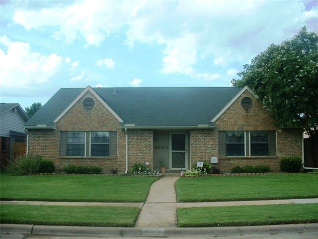 Photo of 4525 Hale Street  The Colony  TX