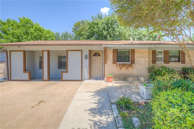 Photo of 707 Hickory Street  Arlington  TX