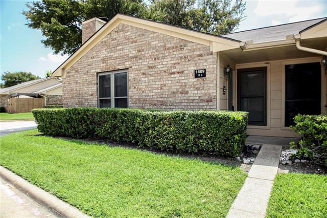 Photo of 1809 W Spring Creek Parkway  Plano  TX