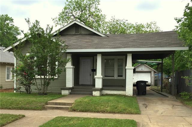 Photo of 3008 Purington Avenue  Fort Worth  TX