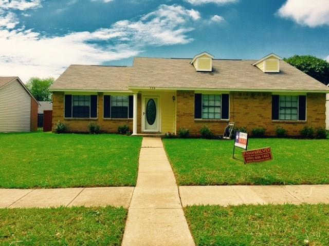 Photo of 534 Willow Oak Drive  Allen  TX