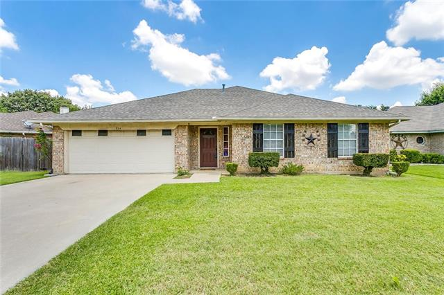 Photo of 904 Vicksburg Lane  Burleson  TX