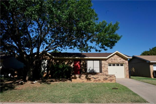 Photo of 3642 Purdue Lane  Abilene  TX
