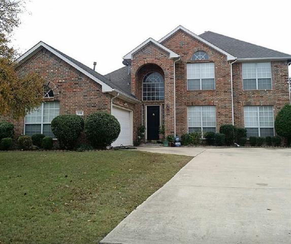 Photo of 218 Love Bird Lane  Murphy  TX