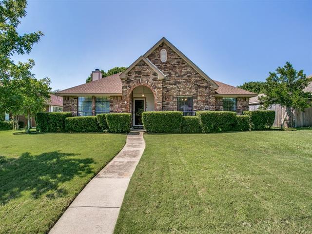 Photo of 706 Cottonwood Drive  Allen  TX