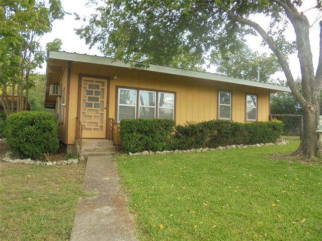 Photo of 133 Hillside Drive  Whitney  TX