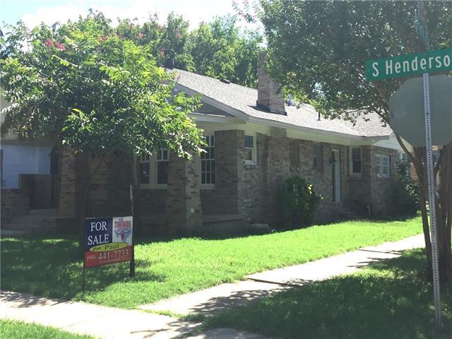 Photo of 1800 S Henderson Street  Fort Worth  TX