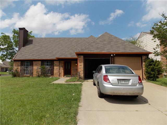 Photo of 2654 Channing Drive  Grand Prairie  TX
