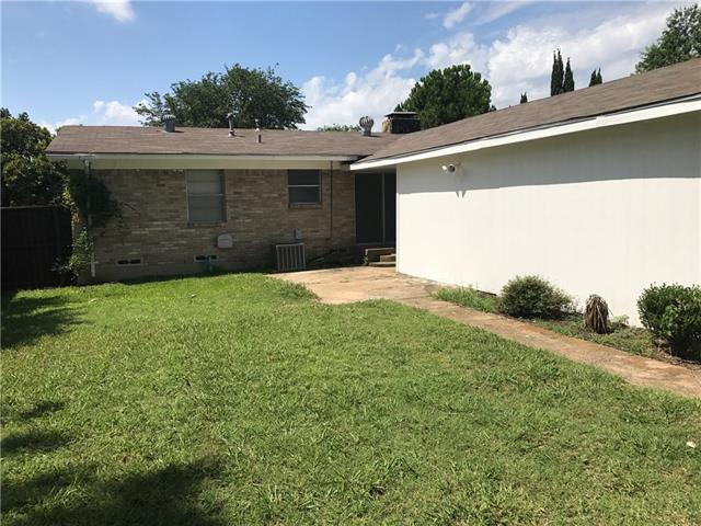 Photo of 4633 Cornell Drive  Garland  TX
