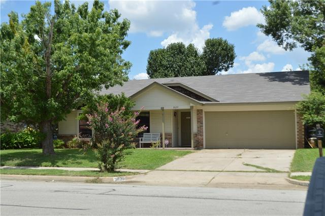 Photo of 3829 Longstraw Drive  Fort Worth  TX
