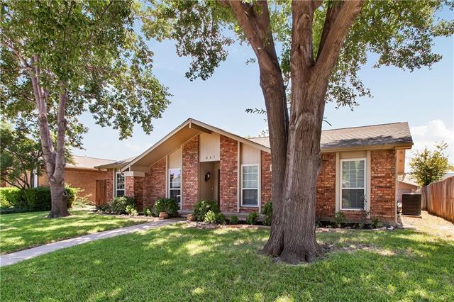 Photo of 431 Woodhurst Drive  Coppell  TX