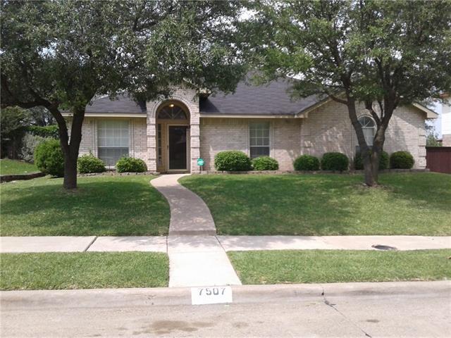 Photo of 7507 Saddleridge Drive  Dallas  TX