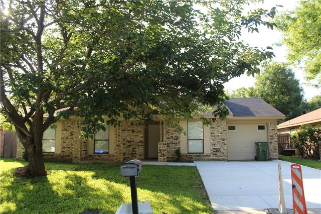 Photo of 5311 Virburnum Court  Arlington  TX