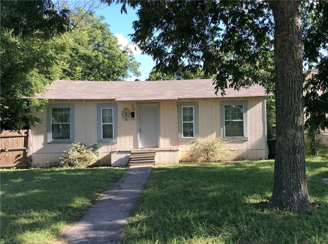 Photo of 5621 Lovell Avenue  Fort Worth  TX