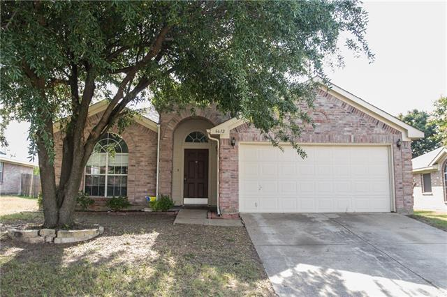 Photo of 6612 Wicklow Street  Arlington  TX