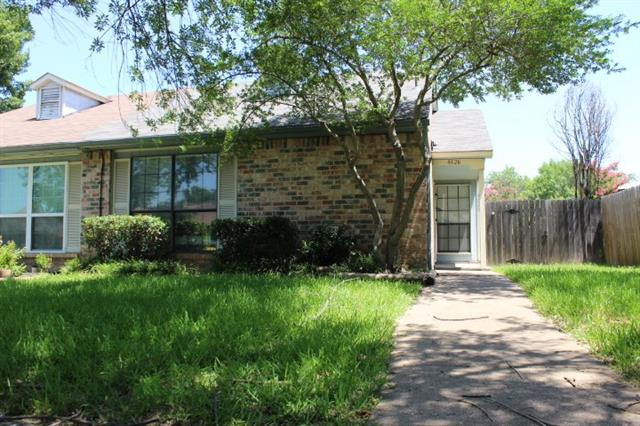 Photo of 4626 Nervin Street  The Colony  TX