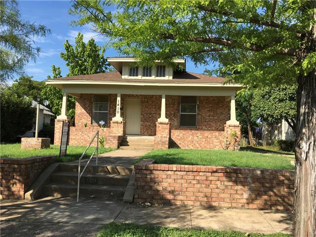 Photo of 1410 Homan Avenue  Fort Worth  TX