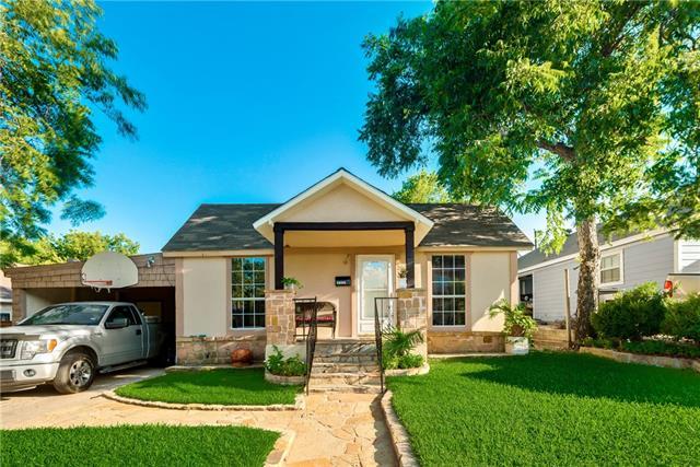 Photo of 2117 Harrison Avenue  Fort Worth  TX