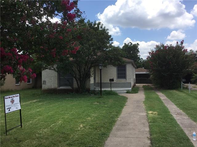 Photo of 3842 Mount Washington Street  Dallas  TX