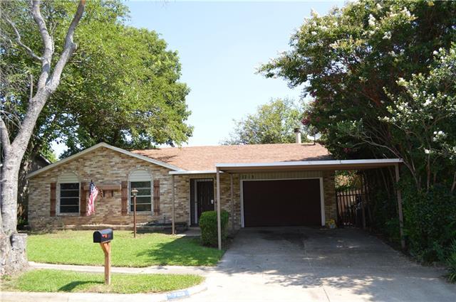 Photo of 7213 Harwick Lane  North Richland Hills  TX