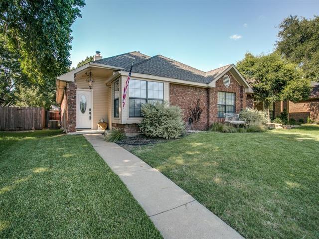 Photo of 621 Meadowbrook Street  Allen  TX