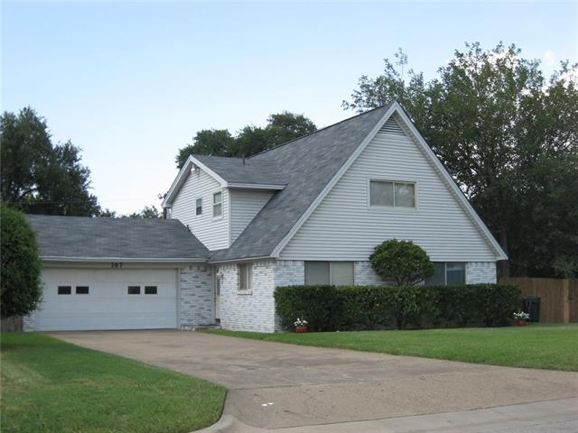 Photo of 167 Hedgerow  Lewisville  TX