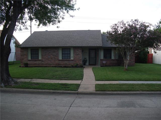 Photo of 2709 Western Drive  Garland  TX