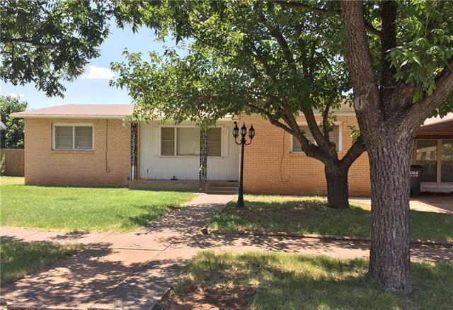 Photo of 1420 Avenue K  Anson  TX