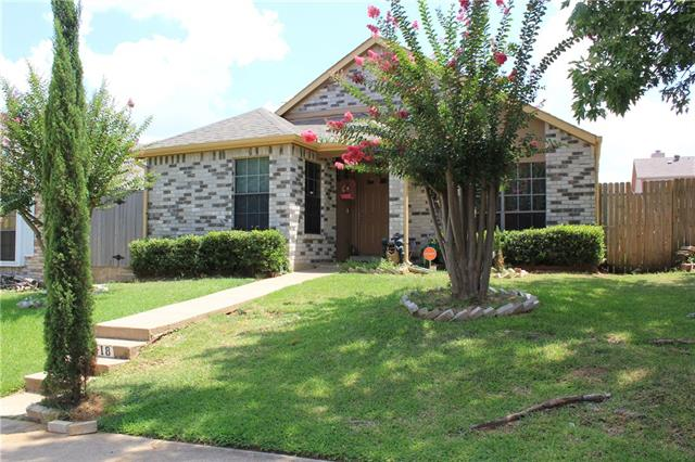 Photo of 1318 Maplewood Drive  Lewisville  TX