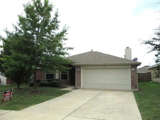 Photo of 2211 Sumac Drive  Forney  TX