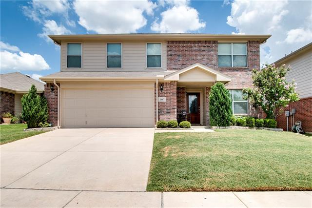 Photo of 2117 Bliss Road  Fort Worth  TX