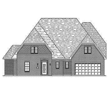 One of Keller 3 Bedroom Homes for Sale at 712 Brookstone Court