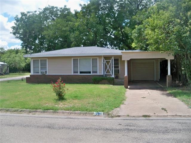 Photo of 216 8th Street E  Coleman  TX