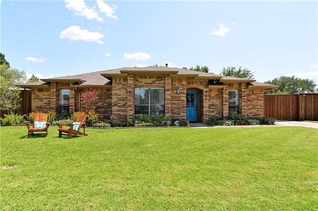 Photo of 407 Cozby Avenue  Coppell  TX