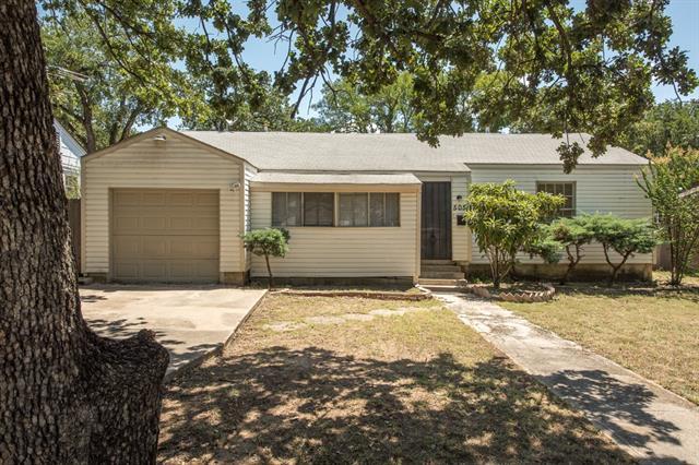 Photo of 505 Catherine Street  Fort Worth  TX