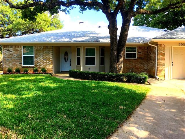 Photo of 3505 Raynorwood Court  Arlington  TX