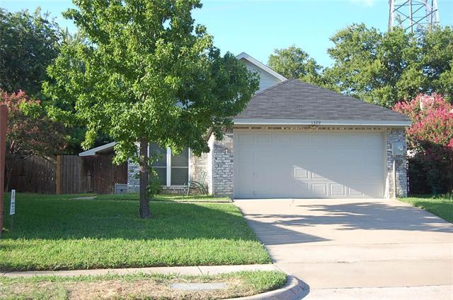 Photo of 1399 Mimosa Lane  Lewisville  TX