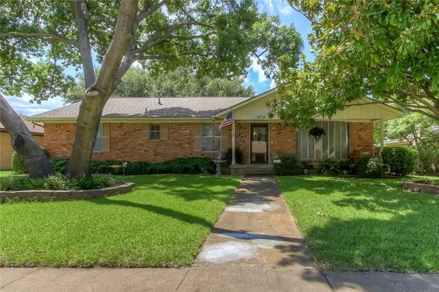 Photo of 1814 Columbia Drive  Richardson  TX