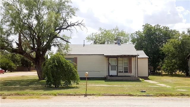 Photo of 610 NW F Avenue  Hamlin  TX