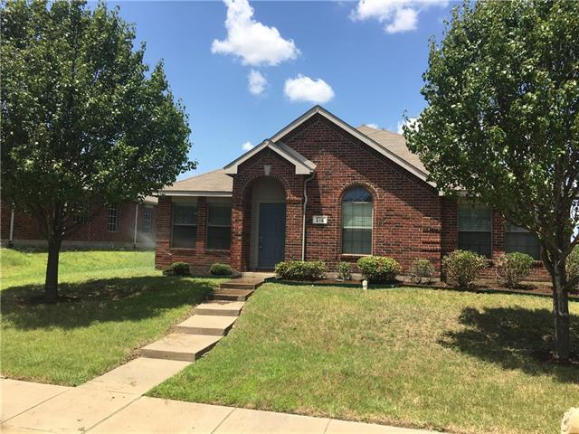 Photo of 216 Singleton Drive  Royse City  TX