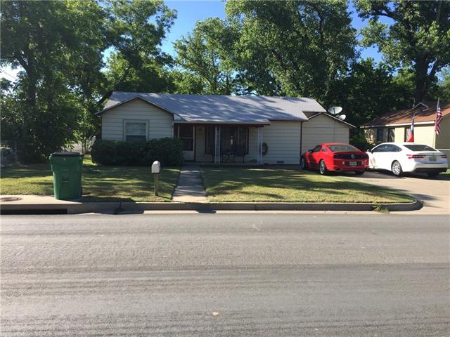 Photo of 1321 W Frey Street  Stephenville  TX