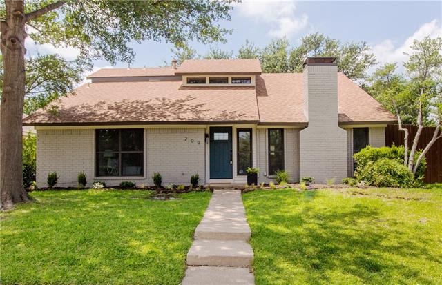Photo of 209 Heather Glen Drive  Coppell  TX