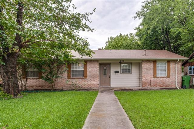 Photo of 826 Quebec Drive  Garland  TX