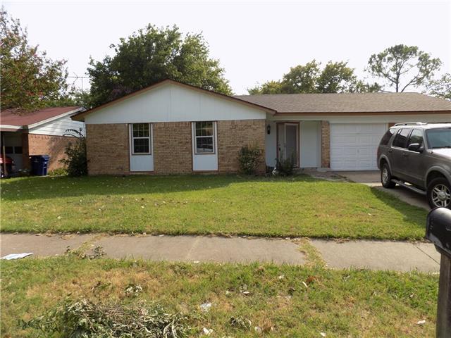 Photo of 649 Heathcliff Drive  Everman  TX
