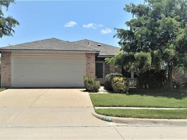 Photo of 509 Keble Drive  Fort Worth  TX
