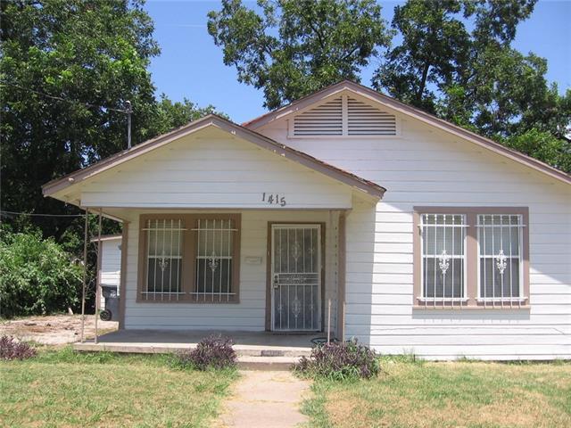 Photo of 1415 Presidio Avenue  Dallas  TX