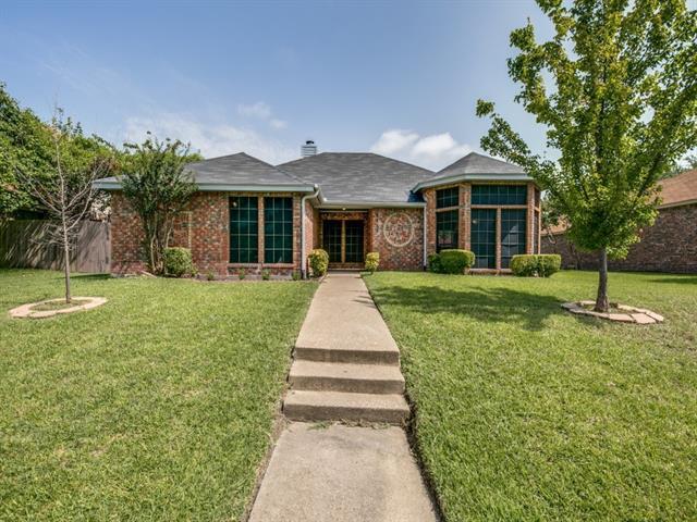 Photo of 8913 Greentree Drive  Rowlett  TX