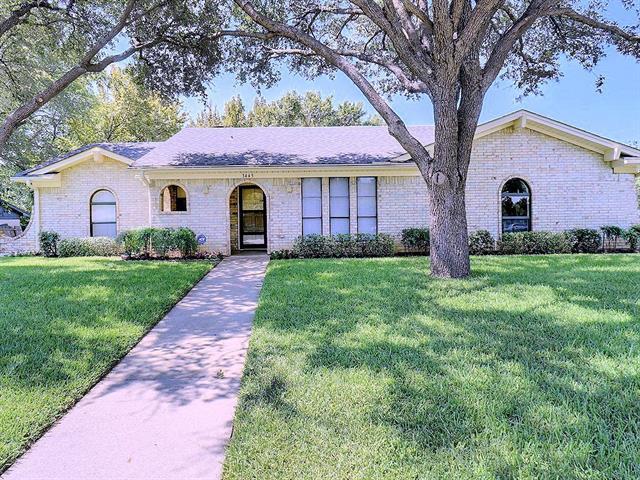 Photo of 3445 Willowcrest Drive  North Richland Hills  TX